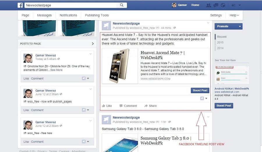 Woocommerce Social Posting 5